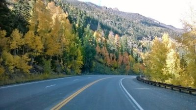 colorado fall road